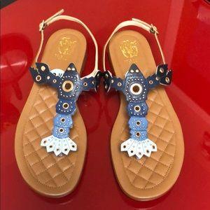 Cole Haan Pinch Lobster Sandals, NWOB